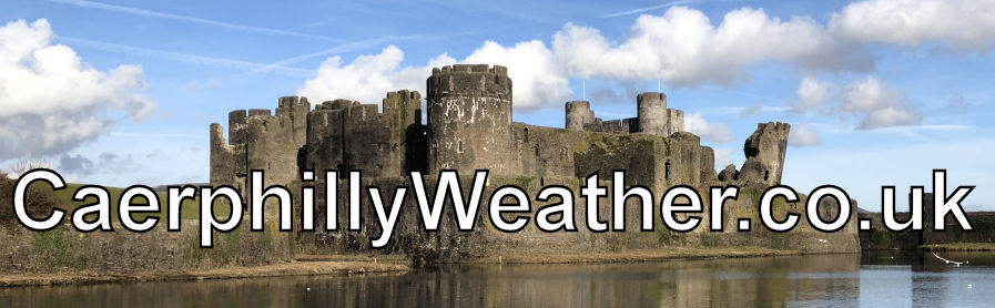 Caerphilly Weather Station